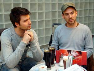 Rory Six und Kai Hüsgen (© MusicalClub24/UM)
