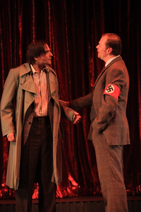 Markus Pol und Franz Frickel Foto: Hermann Maria Gasser