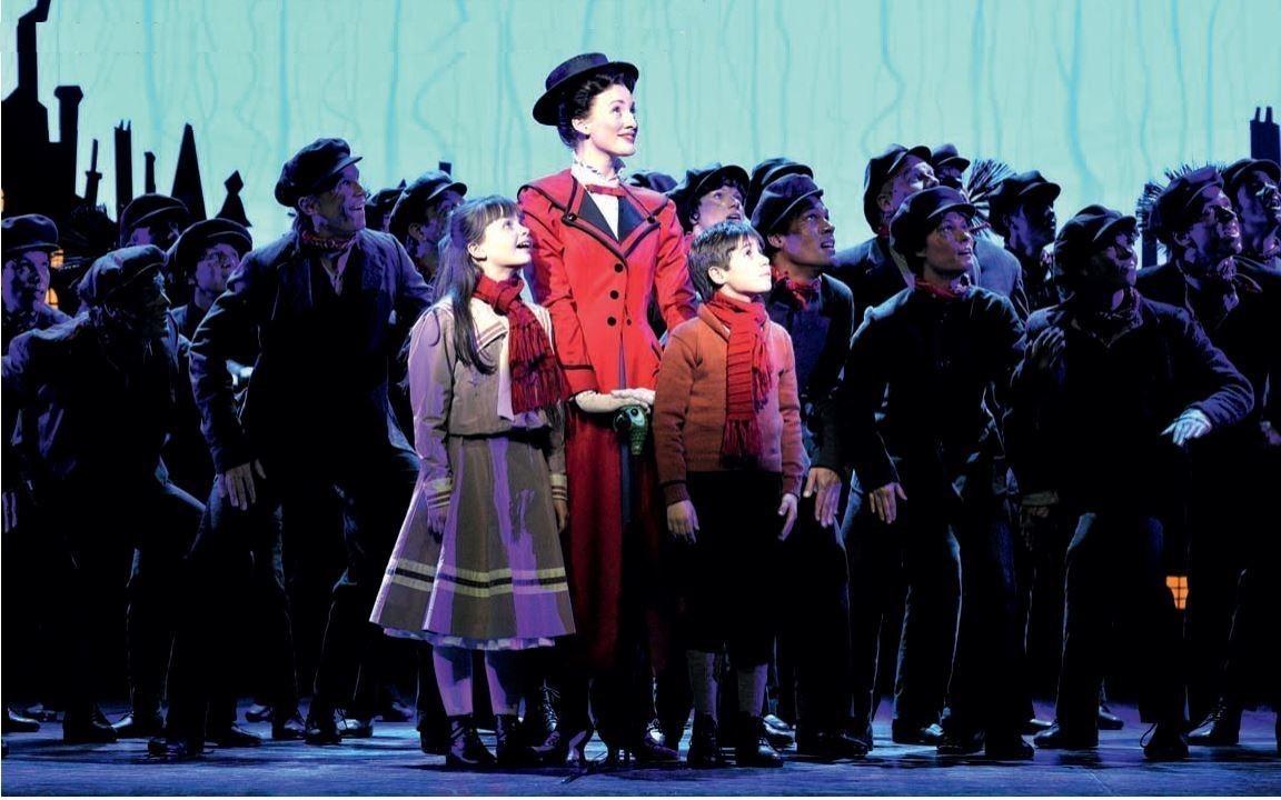 Mary Poppins Lieder