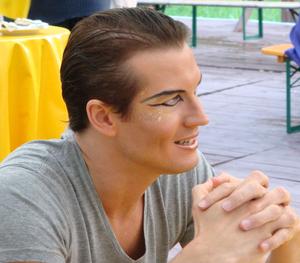 Jesper Tydén im Gespräch Foto: Sandra Reichel