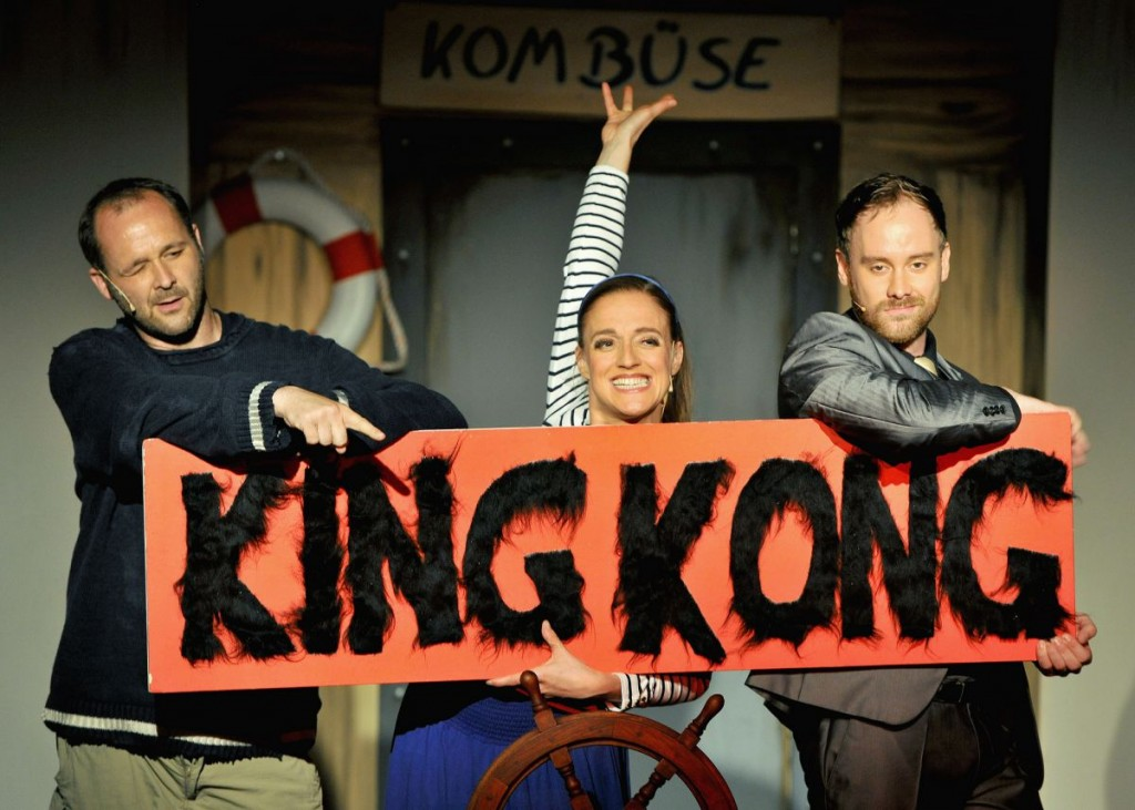 king kong bad vilbel 2014 united musicals. Black Bedroom Furniture Sets. Home Design Ideas