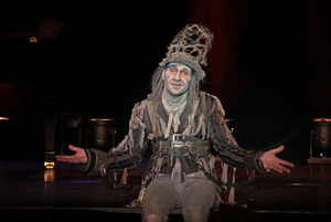 Peter Trautwein zu seiner Rolle als Marley
