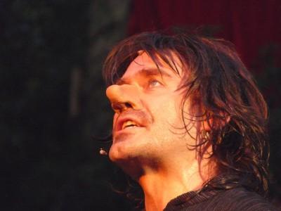 Michael Rast als Cyrano. Foto: BK