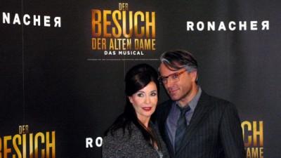 Mathilde und Alfred Ill (Masha Karell und Uwe Kröger) © Sonja Koch