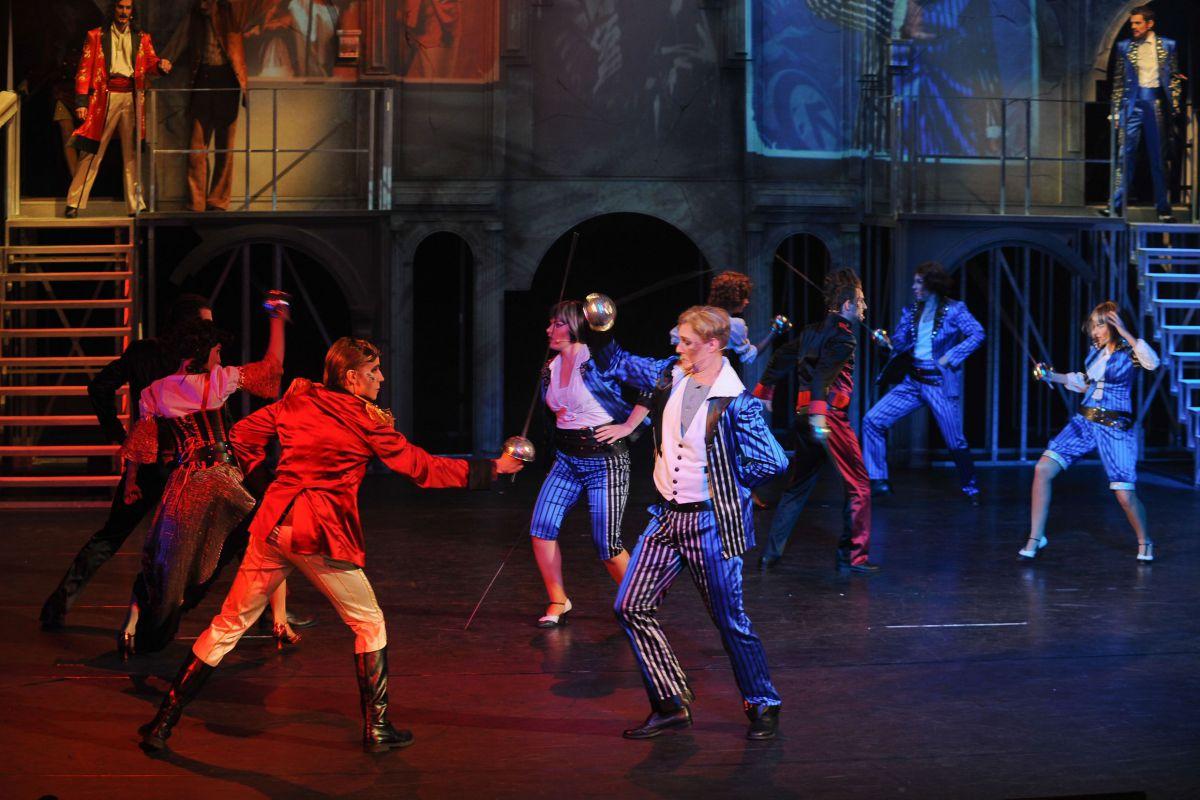 Romeo Und Julia Musical