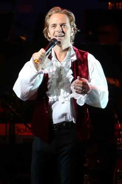 Yngve Gasoy Romdal als Mozart, Foto: Rolf Bock