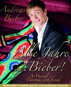 Alle Jahre Bieber Plakat