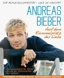 Andreas Bieber 2009_Plakat