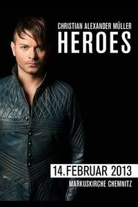 Heroes Plakat