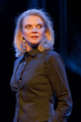 Kristin Hölck als 'Elisabeth'. Foto: Stephan Drewianka
