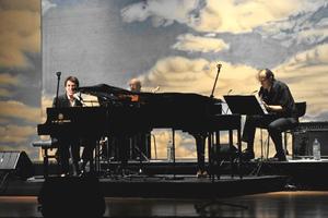 Jason Robert Brown und Band. Foto: Holger Kerstin / RE:PRESENT