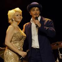 Nicole Mühle und Jan Ammann 'In Palästen geboren'. Foto: Stephan Drewianka