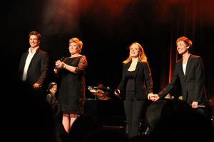 Vier starke Solisten. Foto: Sandra Reichel