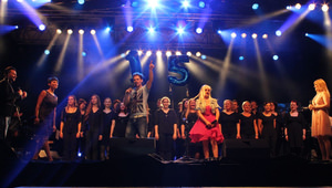 Sommernacht des Musicals XV am 20.07.2013 in Dinslaken