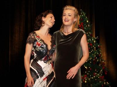 »Pia Douwes - Ein Abend im Dezember« in Essen. Foto: Birgit Bernds