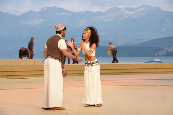 Eine Reise ins alte Ägypten
