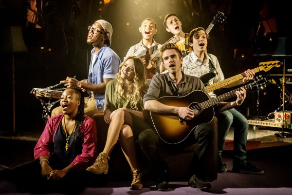 Herz, das überquillt &#8211;<br>»Close to You« im Criterion Theatre im Londoner West End