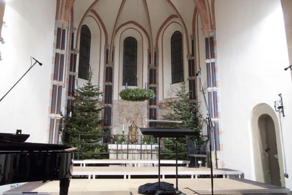 Bewegende musikalische Weihnachtsgeschichte &#8211;<br>»A Celebration of Christmas 2015« mit Christian A. Müller in Hennef-Blankenberg