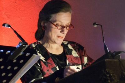 Lena Sabine Berg. Foto: B.Kern