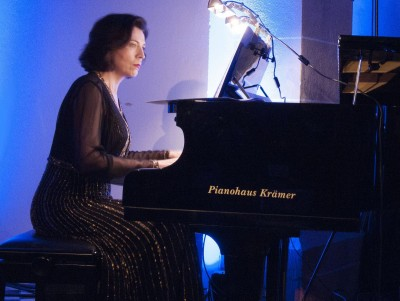 Marina Komissartchik. Foto: B.Kern