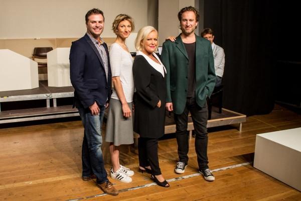 O-Töne zur Uraufführung von »Doris Day – Day by Day« am Schlosspark Theater Berlin