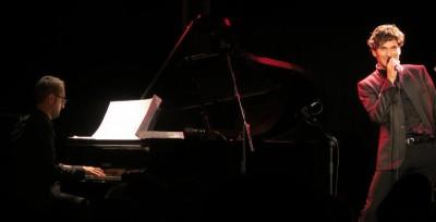 Vladimir Korneev (r.) und Liviu Petcu (l.) am Klavier Foto: XAMAX