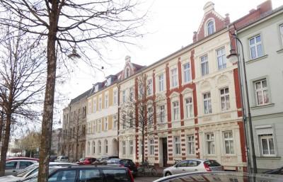 Die Kurt-Weill-Str. in Dessau. Foto: Sabine Schereck
