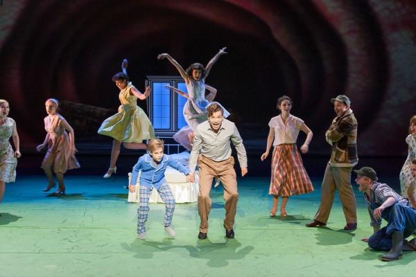 Geschichten, die das Leben schreib(en)<br>Die Europäische Erstaufführung von »Big Fish« als Gastspiel am Theater Heilbronn