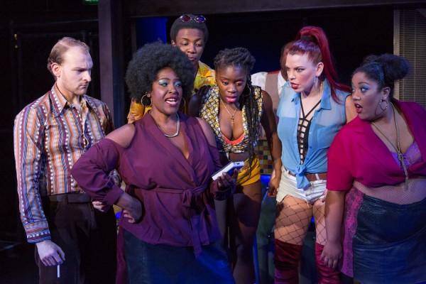 New Yorks Nachtschattengewächse im Rampenlicht<br>»The Life« feiert seine britische Erstaufführung am Southwark Playhouse in London