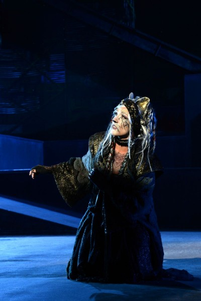 Kerstin Ibald als Grizabella in »Cats«Foto: Foto4you.biz