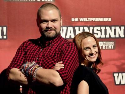 Enrico de Pieri und Vera BoltenFoto: Birgit Bernds