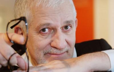 Ilja Richter präsentierte eine Kreisler-Hommage mit dem Titel: »Durch Kreislers Brille«Foto: Sabine Schereck