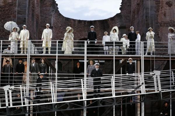 »Titanic« in der Bad Hersfelder Stiftsruine – erneut grandioser Stapellauf