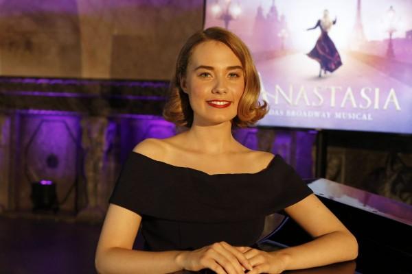 Judith Caspari (Anya) über »Anastasia«