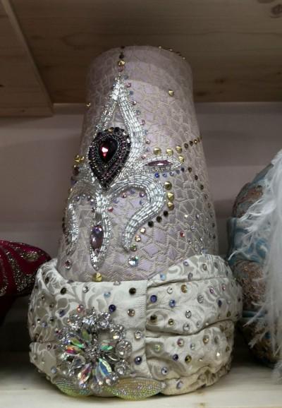 Turban von Prinz AliFoto: Ingrid Kernbach