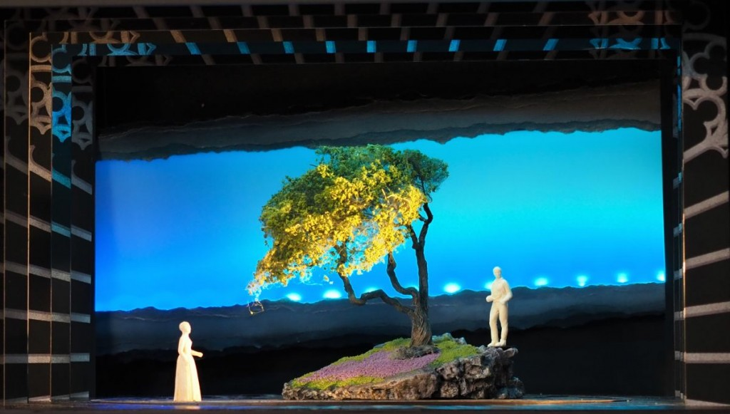 »Wallace« -Bühnenbildpräsentation im Theater am MarientorFoto: Birgit Bernds
