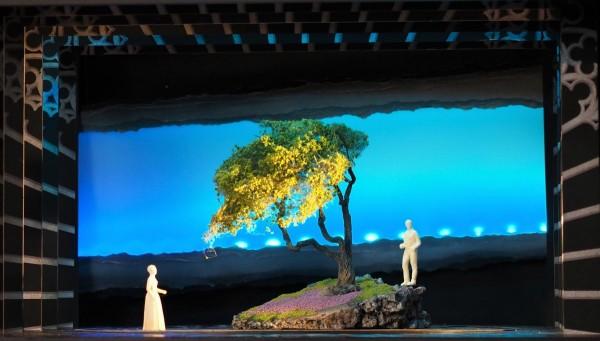 »Wallace« – Bühnenbildpräsentation im Theater am Marientor