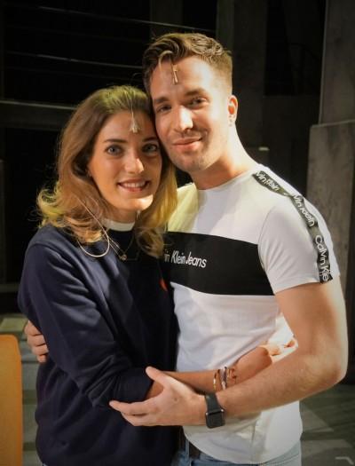 Roberta Valentini und Riccardo GrecoFoto: Ingrid Kernbach