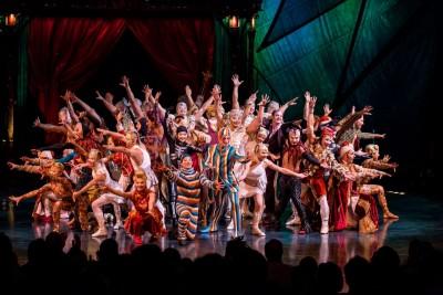 Cirque du Soleil_Show Koozå