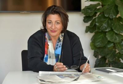 Stadträtin Veronica Kaup-Hasler<br>Foto: Christian Jobst