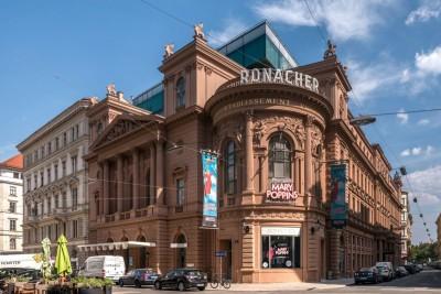Ronacher Theater<br>Foto: Thomas Ledl