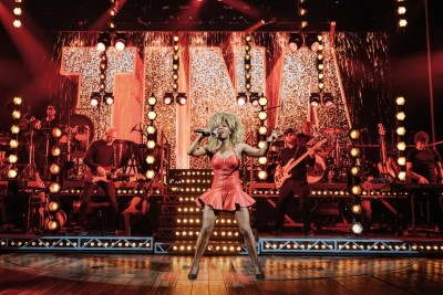 Szenenfoto aus »Tina – Das Tina Turner Musical«<br>Foto: Manuel Harlan